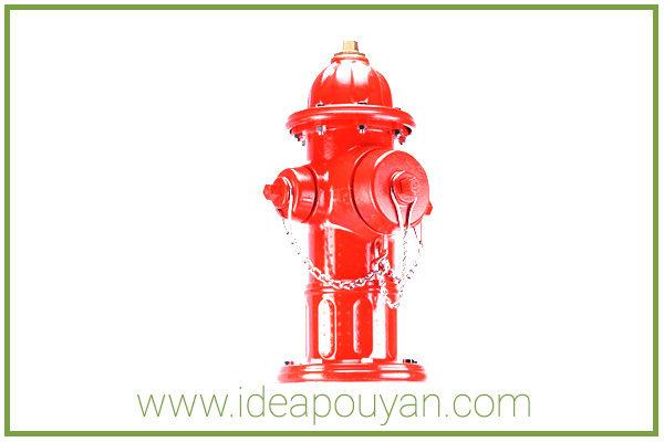هایدرانت، مانیتور و انواع شیرهای آتش نشانی
